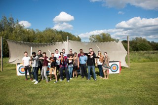 Mmt Archery June 2015 The Group