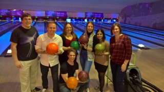 Mmt Bowling Night Oct 2016 Nice Pins Winning Team
