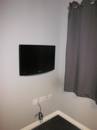 Moving In Bedroom Tv