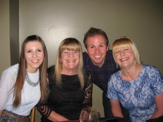 Mums Birthday April 2015 The Ladies And I