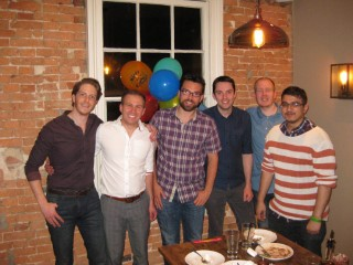 My 31st Birthday Oct 2014 Work Group