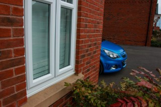 My New Corsa Vxr Front Half Hidden