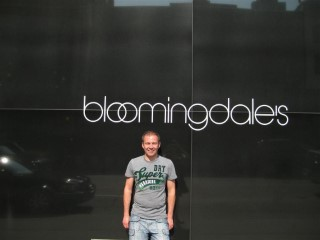 New York Day 5 Bloomingdales Me