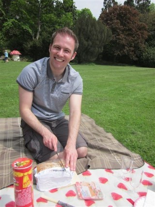 Picnic Me Coombe Abbey May 2012