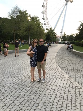 Rachel And I London Saturday August 2019