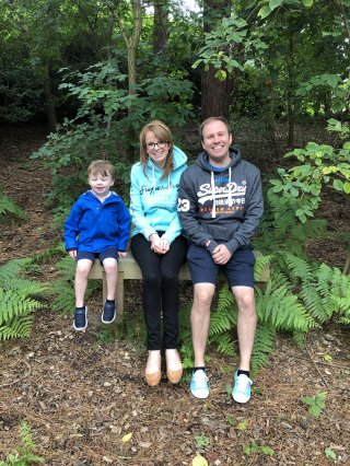 Rachel Ethan And I Center Parcs Nottingham Friday August 2019
