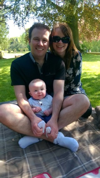 Rachel Ethan And I Coombe Abbey Park May 2016