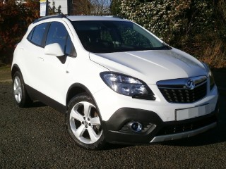 Rachels Vauxhall Mokka Front March 2016