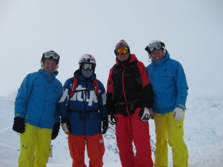 Skiing Val Thorens 2015 Skiing Group