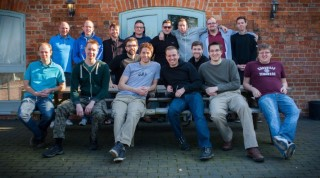 Stag Do March 2014 The Group