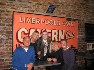 The Cavern Liverpool Oct 10
