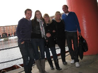 At the Docks Liverpool Weekend