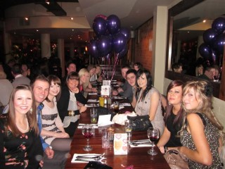 The Group Claires 23rd Jan 11