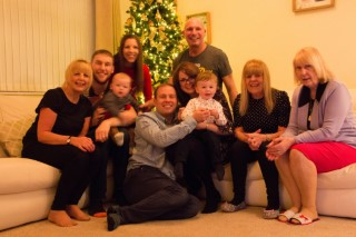 The Warners Early Christmas Dinner At The Warners December 2017