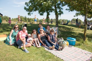 The Whole Family Bosworth Water Trust August 2017