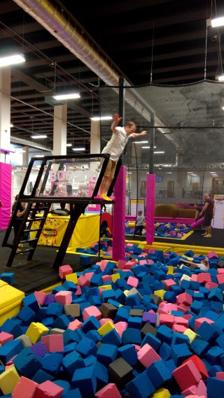 front flip boost trampoline park may 2019