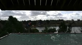 sam and i zip wire center parcs 2020