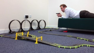 scalextric at mmt 2014
