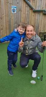 Ethan And I Hole In 1 Crazy Golf Blaby Aug 2020