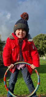 Ethan Broughton Astley Park And Walk Oct 2020