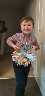Ethan Our Favourite Things In Hand Feb 2021