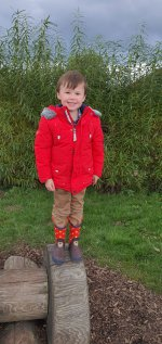 Ethan Snail Burbage Common And Woods Walk And Play Oct 2020