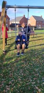 Ethan Swing New Broughton Astley Park Oct 2020