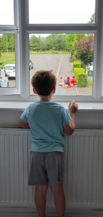 Ethan Watching Engineer Broadband Speed Issues July 2020