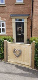 Fitted Heart New Front Gate May 2020