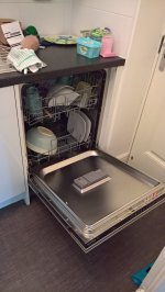 Fitted Open Dishwasher Jan 2019