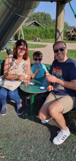 Joy Ethan And I Ice Creams Burbage Common Afternoon Walk Sept 2020
