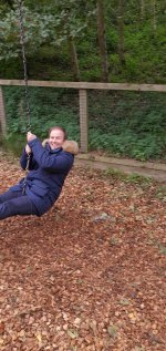 Me Zipline Ryton Pools Country Park Oct 2020