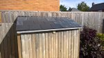 New Garden Roofs Sept 2019 Bin Store