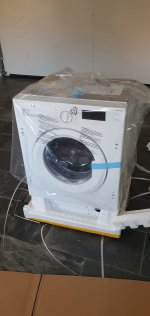 Packaged New Washing Machine Dec 2020