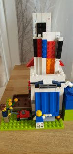 Pen Pot Filled Lego Stationery Oct 2020