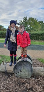 Rachel And Ethan Snail Burbage Common And Woods Walk And Play Oct 2020