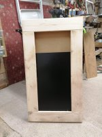 Together Sanding And Jointing Frame Magic Mirror Dec 2020